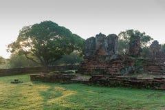Capilla del budismo Imagen de archivo libre de regalías
