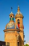Capilla del Carmen, a chapel in Seville, Spain Stock Images