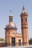 Capilla del Carmen in Seville Stock Image
