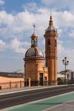 Capilla del Carmen in Seville Stock Images