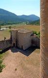 Capilla del castillo Fotografía de archivo