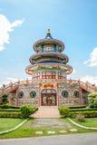 Capilla del chino Fotos de archivo libres de regalías