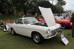 Capilla del coche de deportes de Volvo del vintage abierta Imágenes de archivo libres de regalías