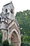 capilla del jak en el castillo de Vajdahunyad en Budapest Fotografía de archivo