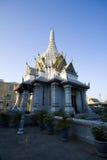 Capilla del pilar de la ciudad Imagenes de archivo