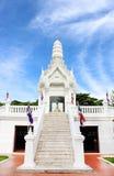 Capilla del pilar de la ciudad de Ayutthaya Foto de archivo libre de regalías