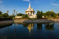 Capilla del pilar de la ciudad de Yala Fotografía de archivo libre de regalías