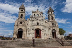 Capilla del Sagrado Corazon Royalty Free Stock Images