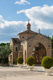 Capilla del Santuario real de San Jose de la Montaña Fotos de archivo