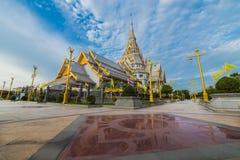 Capilla del templo tailandés Fotografía de archivo libre de regalías