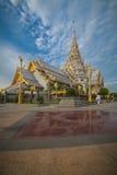 Capilla del templo tailandés Foto de archivo