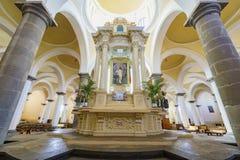 Capilla Echt o DE Naturales, Convento DE San Gabriel stock foto
