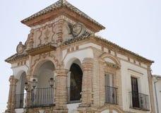 Capilla en Antequera Foto de archivo libre de regalías