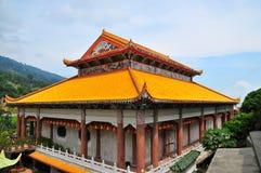 Capilla en templo Imagenes de archivo