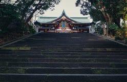 Capilla en Tokio fotografía de archivo