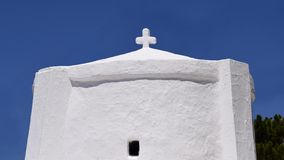 Capilla griega Foto de archivo