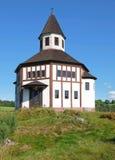 Capilla, Harrachov, República Checa Imagen de archivo libre de regalías