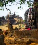 Capilla hindú Imagenes de archivo