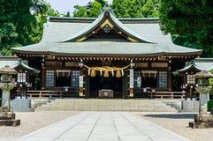 Capilla japonesa Imagen de archivo