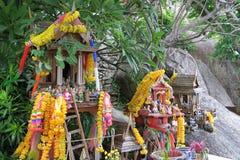 Capilla, Koh Samui, Tailandia Imagen de archivo