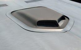 Capilla modificada para requisitos particulares del coche de motor Fotografía de archivo libre de regalías