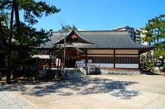Capilla Niigata Japón de Hakusan fotografía de archivo libre de regalías