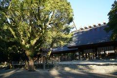 Capilla principal de la capilla de Atsuta Imagenes de archivo