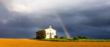 Capilla, Provence, Francia Imagenes de archivo