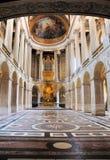 Capilla real de Versalles imágenes de archivo libres de regalías