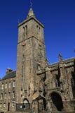 Capilla Saint Andrews del St Salvators Foto de archivo libre de regalías
