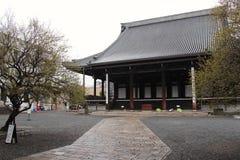 Capilla sintoísta - Kyoto - Japón Imágenes de archivo libres de regalías