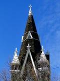 Capilla sueca del Lutheran de Augustana Foto de archivo
