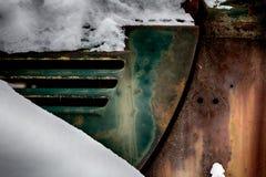 Capilla y búho Foto de archivo