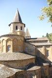 Capillas y torrecillas exteriores Imagen de archivo