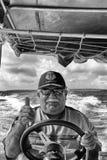 Capitán foto de archivo