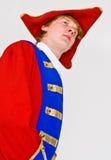Capitán Imagen de archivo libre de regalías