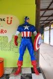 Capitán América Fotos de archivo