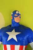 Capitán América Fotos de archivo libres de regalías