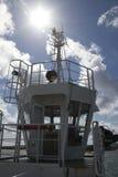 Capitán del transbordador Imágenes de archivo libres de regalías