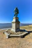 Capitán John Smith - Jamestown fotos de archivo libres de regalías
