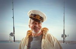 capitão foto de stock royalty free
