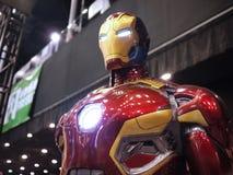 Capitão America em Toy Soul 2015 Fotografia de Stock
