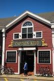 Capitão Kidd Restaurant, Cape Cod foto de stock royalty free