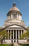 Capitólio da Olympia no estado de Washington foto de stock