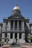 Capitólio de Denver Fotografia de Stock Royalty Free