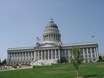 Capitólio de Salt Lake City Imagens de Stock