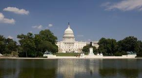 Capitólio de Washington Foto de Stock Royalty Free