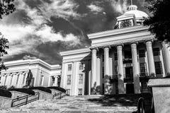 Capitólio do estado de Alabama foto de stock royalty free