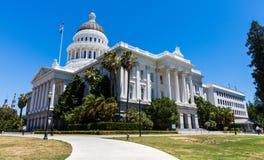 Capitólio do estado de Califórnia foto de stock royalty free