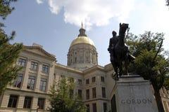 Capitólio do estado de Geórgia Imagem de Stock